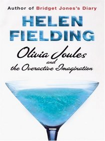 Olivia Joules and the Overactive Imagination (Large Print)
