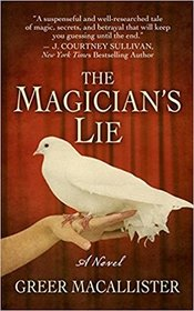 The Magicians Lie (Large Print)