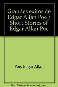 Grandes exitos de Edgar Allan Poe (Spanish Edition)