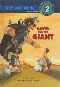 David and the Giant (Step Into Reading: A Step 2 Book (Prebound))