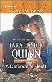 A Defender's Heart (Where Secrets are Safe, Bk 15) (Harlequin Superromance, No 2132) (Larger Print)