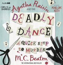 Agatha Raisin & the Deadly Dance CD (BBC Audio)