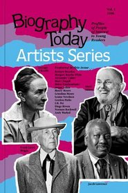Biography Today:  Profiles of People of Interest to Young Readers (Artists)