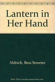 Lantern in Her Hand