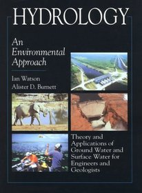 Hydrology: An Environmental Approach