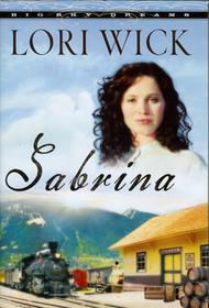 Sabrina (Big Sky Dreams, Bk 2) (Large Print)