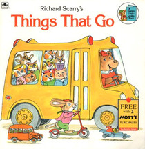 Richard Scarry's Things That Go