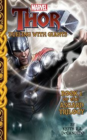 Marvel's Thor: Dueling with Giants (Tales of Asgard Trilogy) (Marvel Thor: the Tales of Asgard Trilogy)