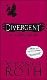 Divergent (Divergent, Bk 1) (Collector's Edition)
