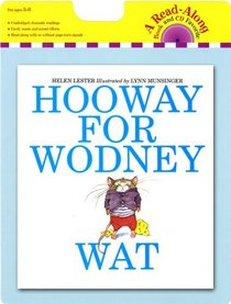 Hooway for Wodney Wat book and CD