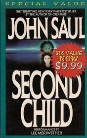 Second Child (Audio Cassette) (Abridged)