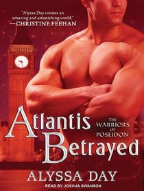 Atlantis Betrayed (Warriors of Poseidon)