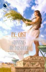 Divine By Mistake (Partholon, Bk 1)