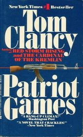 Patriot Games (Jack Ryan, Bk 1)