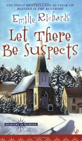 Let There Be Suspects (Ministry is Murder, Bk 2)