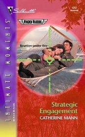 Strategic Engagement (Wingmen Warriors, Bk 5) (Silhouette Intimate Moments No. 1257)