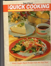 Taste of Home's 2002 Quick Cooking Annual Recipes