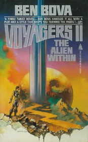 The Alien Within (Voyagers, Bk 2)