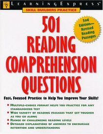 501 READING COMP QUESTIONS 2E