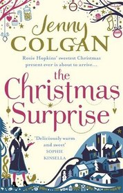 The Christmas Surprise (Rosie Hopkins' Sweet Shop, Bk 3)