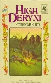 High Deryni  (Chronicles of the Deryni, Bk 3)