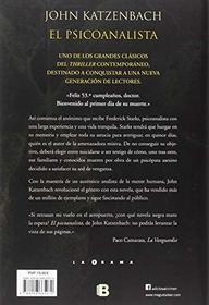 PSICOANALISTA, EL (TD-150 X 230-2018)