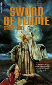 Sword of Flame (Aurian Saga, Bk 3)