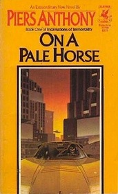 On a Pale Horse (Incarnations of Immortality, Bk 1)