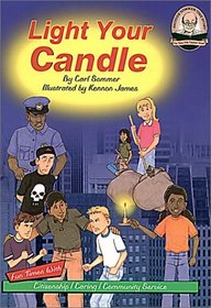 Light Your Candle (Another Sommer-Time Story Series)