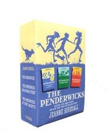 The Penderwicks 3-book Boxed Set