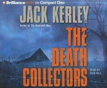 The Death Collectors (Carson Ryder & Harry Nautilus, Bk 2) (Audio CD) (Abridged)