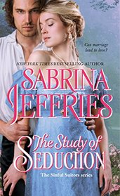 The Study of Seduction (Sinful Suitors, Bk 2)