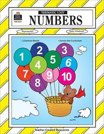 Numbers Thematic Unit