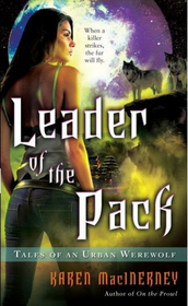 Leader of the Pack (Tales of an Urban Werewolf, Bk 3)