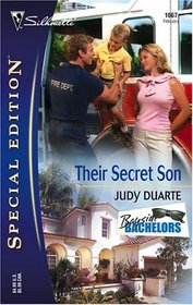 Their Secret Son (Bayside Bachelors, Bk 2) (Silhouette Special Edition, No 1667)