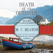 Death of an Outsider (Hamish Macbeth Mysteries, Book 3) (Hamish Macbeth Mystery)