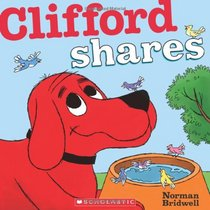 Clifford Shares (Clifford the Big Red Dog)
