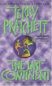 The Last Continent (Discworld, Bk 22)