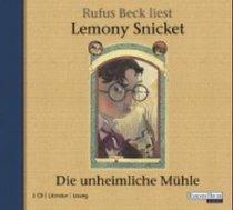 Die unheimliche Mühle. 4 CDs