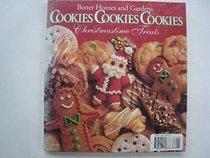 Better Homes and Gardens New Cookbook/Better Homes and Gardens Cookies Cookies Cookies: Any-Day Treats
