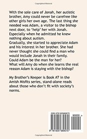 My Brother's Keeper: Amish Romance (Amish Misfits) (Volume 7)