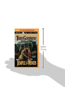 Temple of the Winds (Sword of Truth Series)