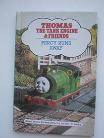 PERCY RUNS AWAY (Thomas the Tank Engine & Friends)