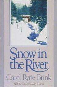 Snow in the River (Wsu Press Reprint Series)