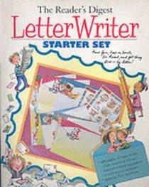 Letterwriter Starter Kit