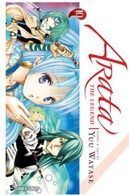 Arata: The Legend, Vol. 10