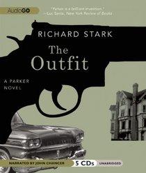 The Outfit (Parker, Bk 3) (Audio CD) (Unabridged)