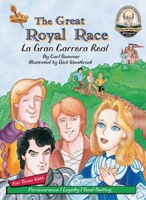 The Great Royal Race /  La Gran Carrera Real / with CD (Another Sommer-Time Story Bilingual)