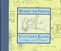 Winnie-The-Pooh's Visitors Book