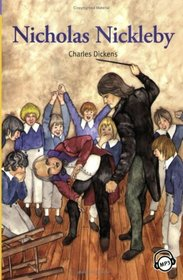 Compass Classic Readers: Nicholas Nickleby (Level 6 with Audio CD)